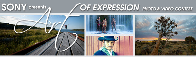 3rd Annual Art Of Expression Photo Contest
