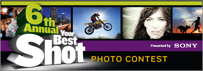 6th Annual Your Best Shot Photo Contest