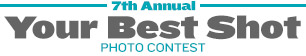 8th Annual Your Best Shot Photo Contest
