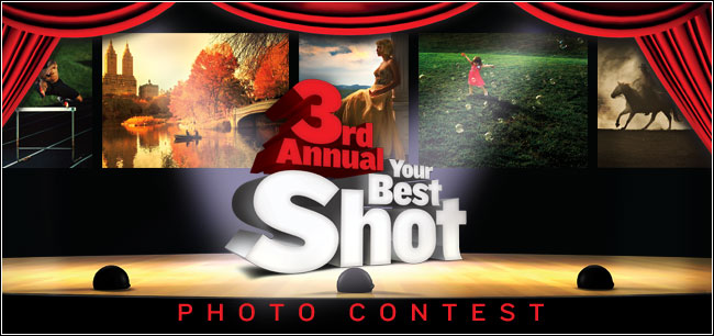 3rd Annual Your Best Shot Photo Contest