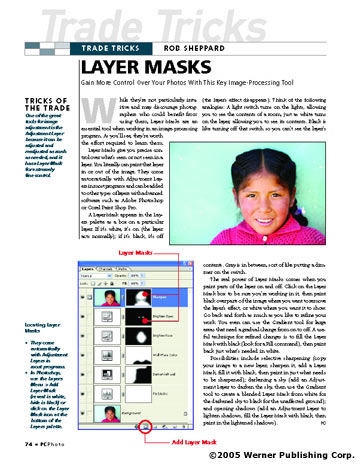 TT: Layer Masks