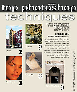 Top Photoshop Techniques