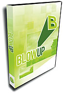 Alien Skin's Blowup Software