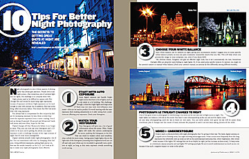 10 Tips For Better Night Photography