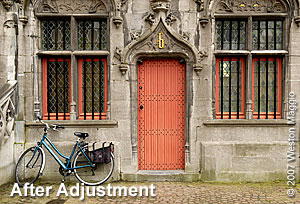 Using Photoshop Adjustment Layers