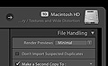 Using lightroom for organization and backup—05/10/10