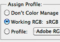 Color Management Basics—05/02/11