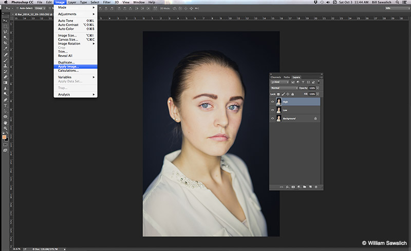 Frequency Separation Is Easy! - Digital Photo Magazine