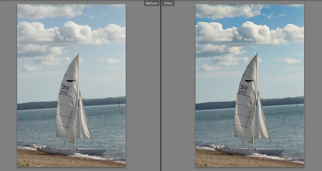 More Lightroom Control Tips