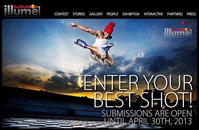 Red Bull's Illume Photography Contest