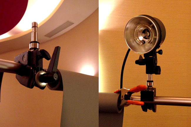 Lighten Your Lighting Load With A Superclamp