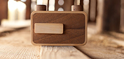 Lovely Wooden Pinhole Cameras