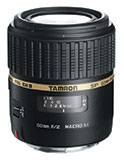 Tamron Develops SP AF60mm f/2.0 Di II Macro 1:1