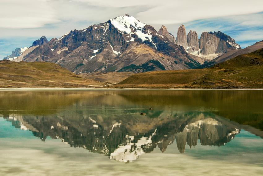 Reflections of Patagonia