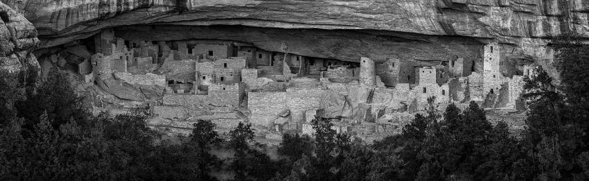 Cliff Palace – Mesa Verde