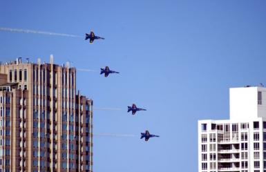 Chicago Air Show – The Blue Angels
