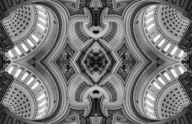 Capitol Building Abstraction