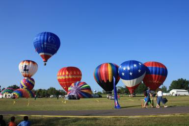 19th Annual Balloon Race
