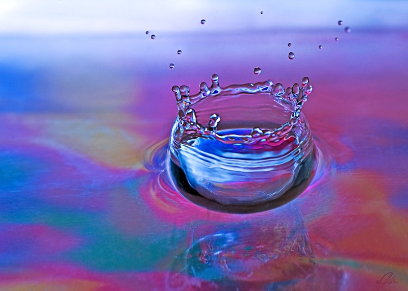 A Watery Crown