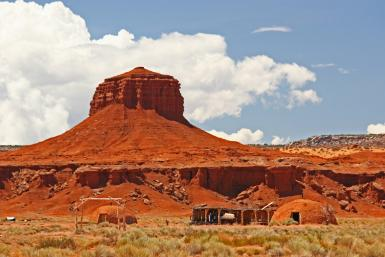 An American Indian Ranch