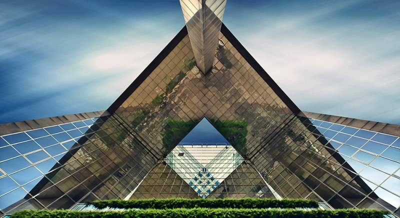 Architectural Triangle