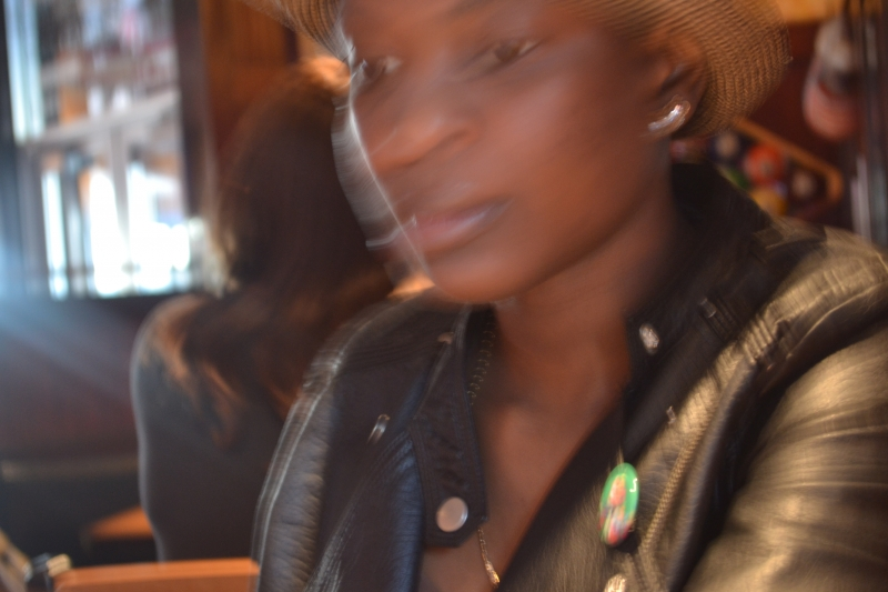 Beauty In A Blurr