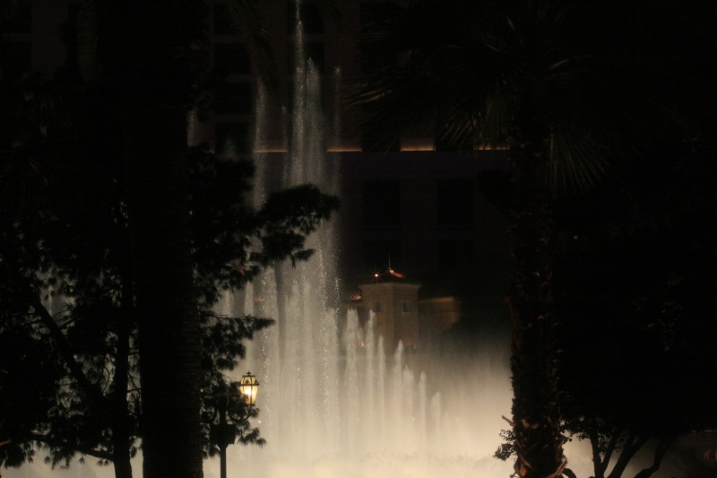 Bellagio's Fountains