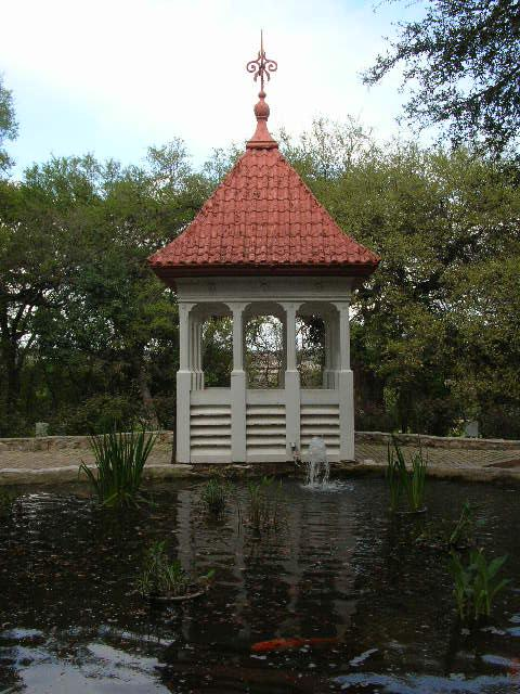 Botanical Garden In Austin, Texas