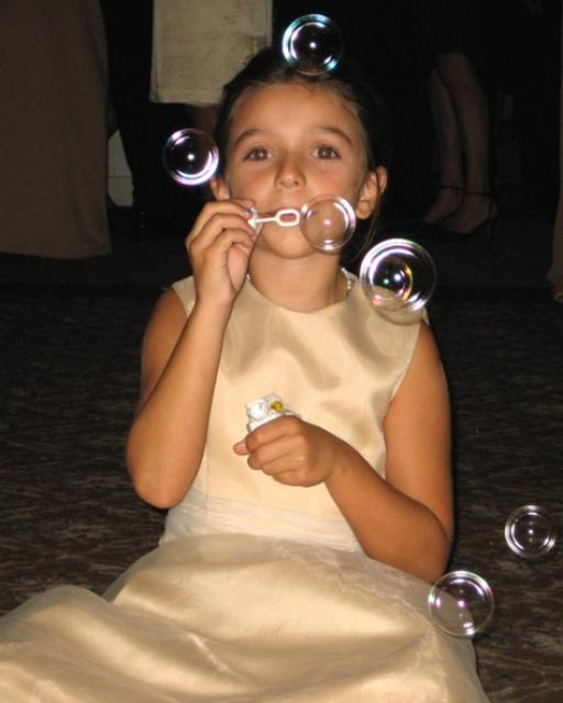 Bridal Bubbles