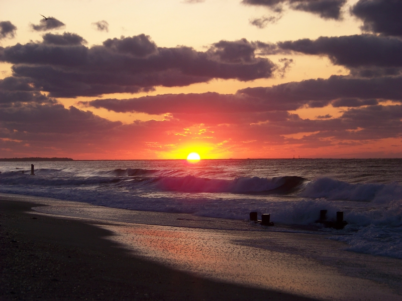 Cape May Nj Sunrise