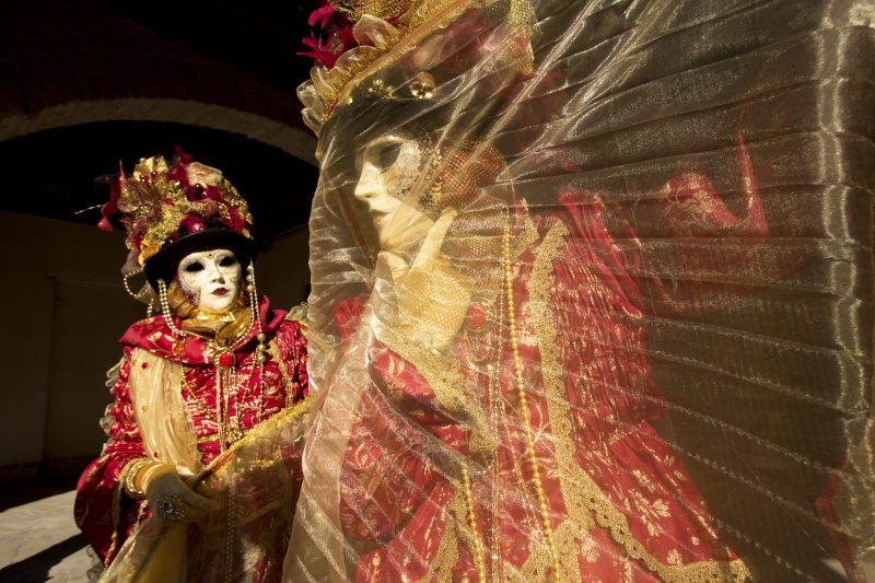 Carmela And Thierry, Carnival Performers