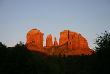 Cathedral Rock – Sedona, Az