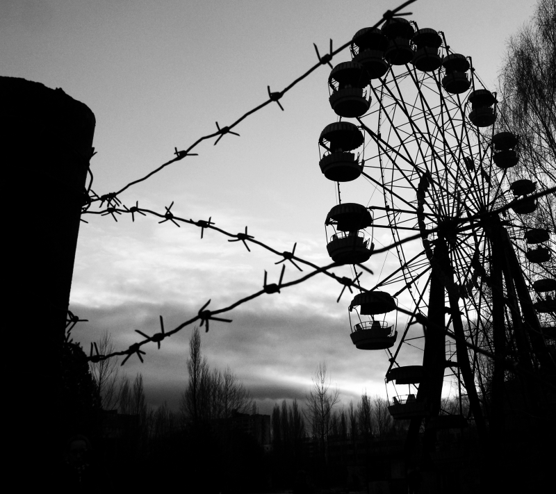 Chernobyl – The Ghost Town