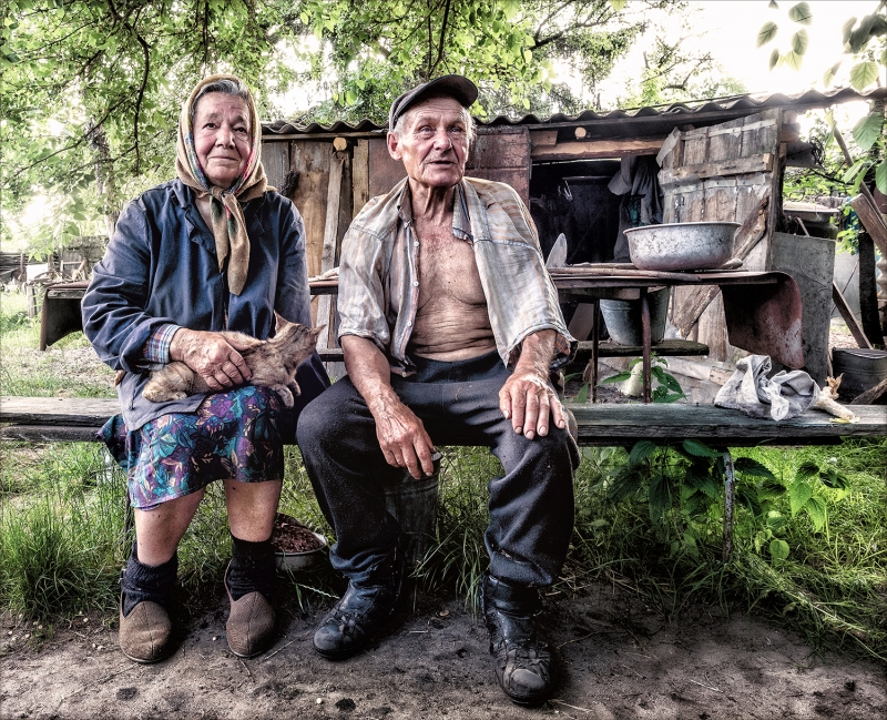Chernobyl Exclusion Zone Resettlers
