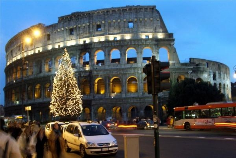 Christmas Colleseum