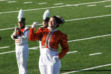 Claymont High School Marching Band
