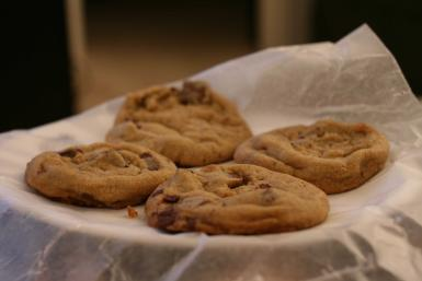 Come To The Darkside….we Have Cookies