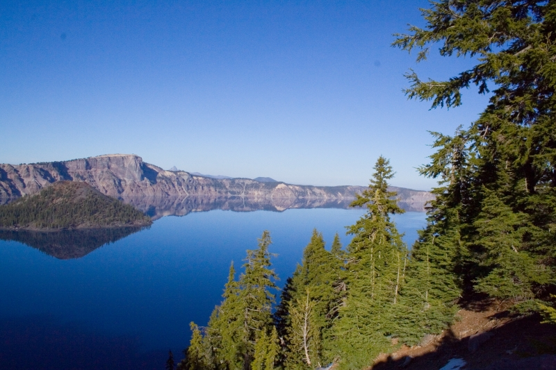 Crater Lake Glass