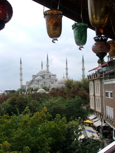 Dining In Istanbul