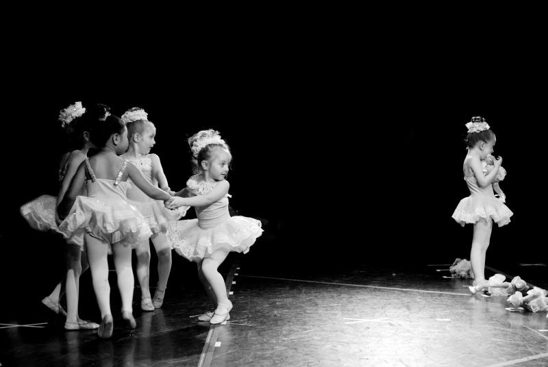 Don't Cry For Me Ballerina