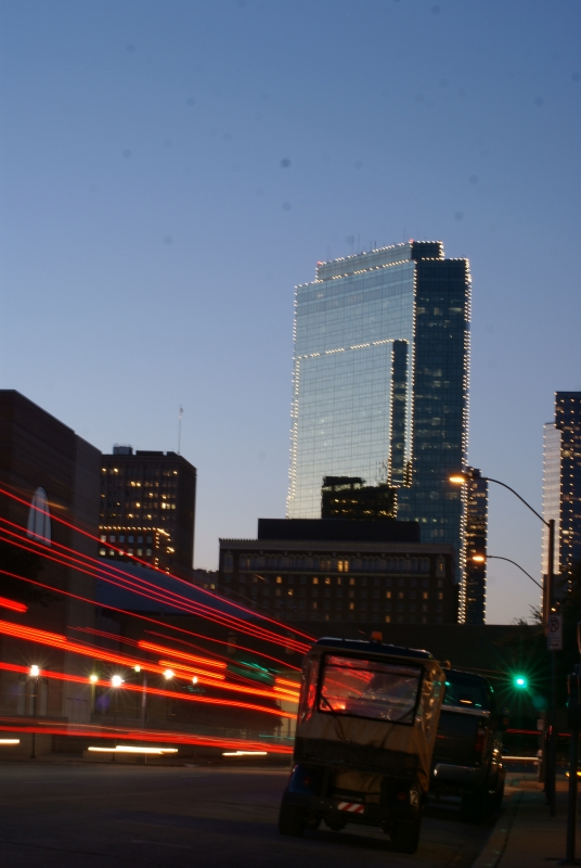 Downtown Fort Worth Rush