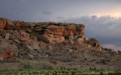 Dusk, Gallup, Nm