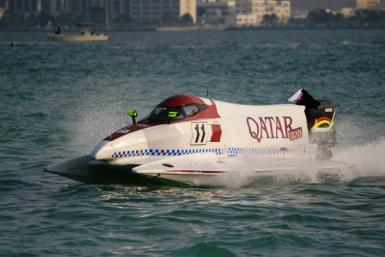 F1 Powerboat Racing