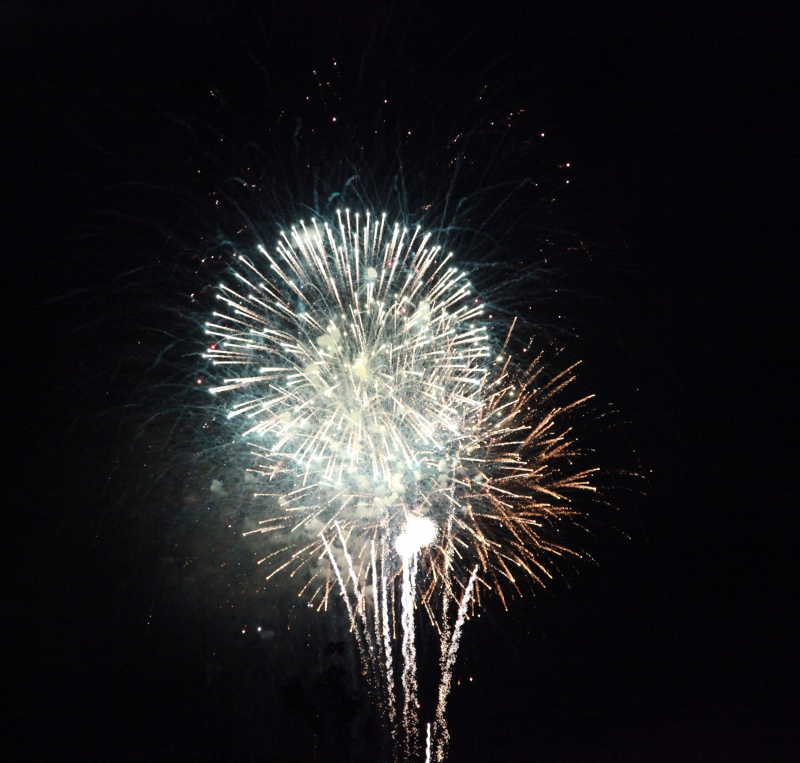Fire Works In Round Rock