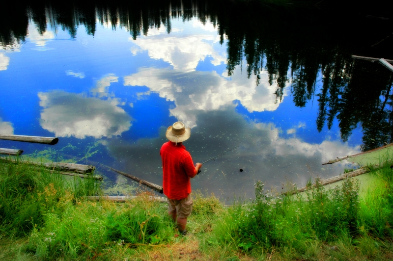 Fishing Reflections