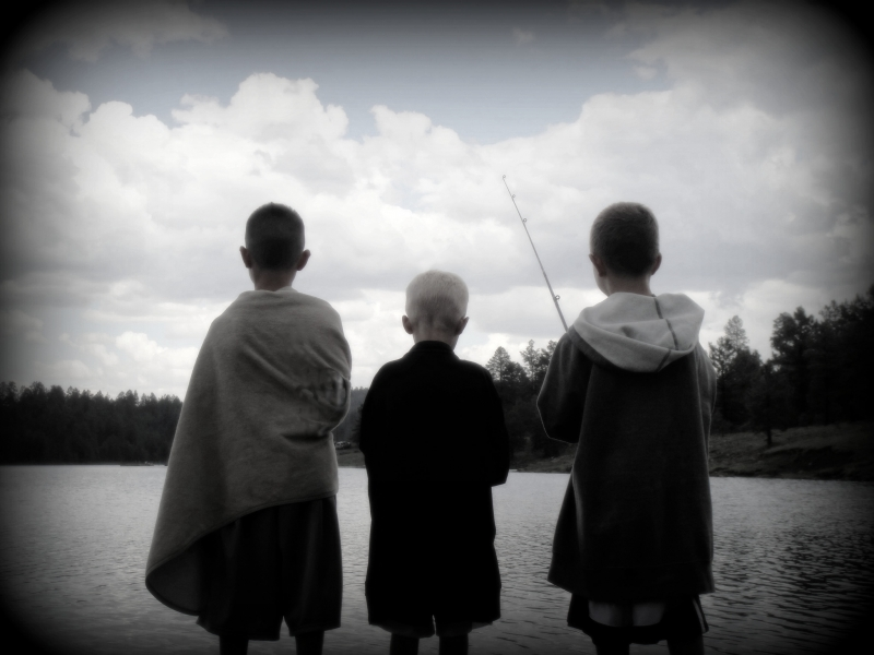 Fishing With The Boys