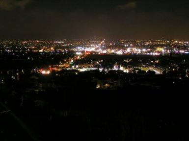 Fontana At Night