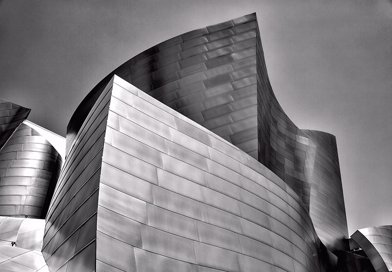 Frank Gehry Aia Disney Hall