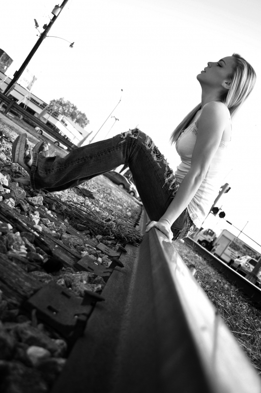 Grace On The Tracks
