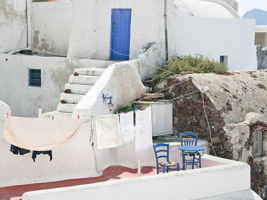 Greek Abode